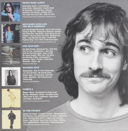 The Warner Bros. albums 1970-1976