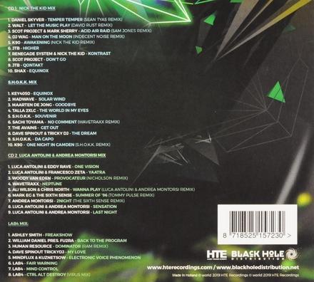 Hard trance Europe. vol.2