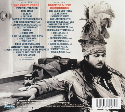 The mojo of Dr. John