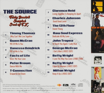 The source : Funky & sampled soul of T.K.