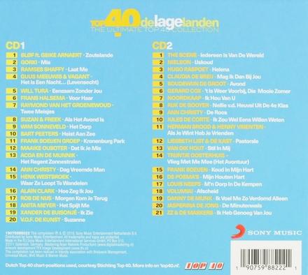Top 40 de lage landen : the ultimate top 40 collection