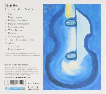 Hofner blue notes
