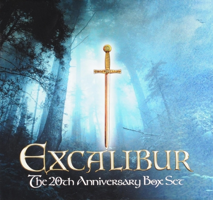 Excalibur : The 20th anniversary box set