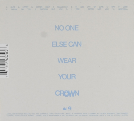 No one else can wear your crown