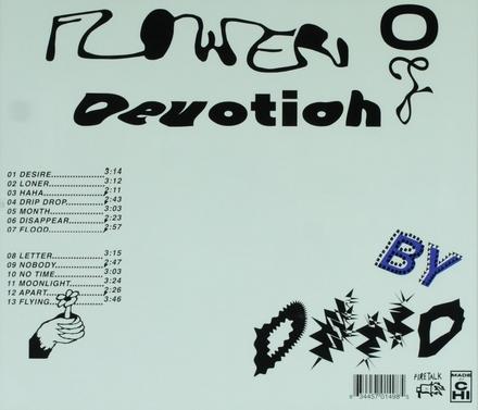 Flower of devotion