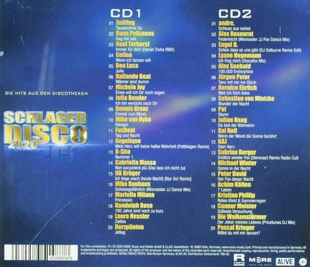 Schlager Disco 2020
