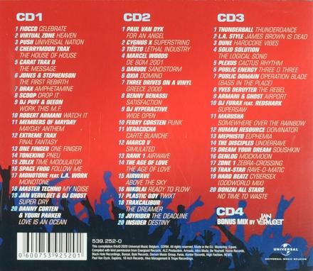 Retro rave classics
