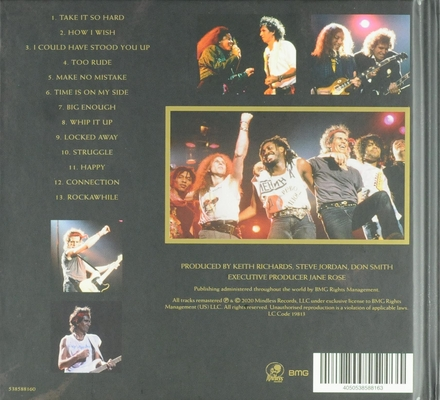 Live at The Hollywood Palladium December 15, 1988