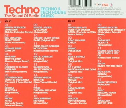 Techno : The sound of Berlin
