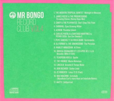 Mr Bongo record club. vol.4