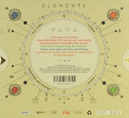 Buddha-bar : elements