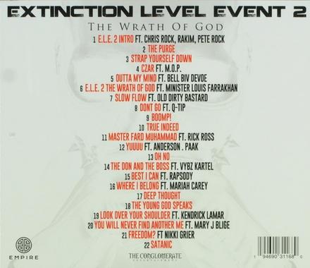 Extinction level event 2 : the wrath of God