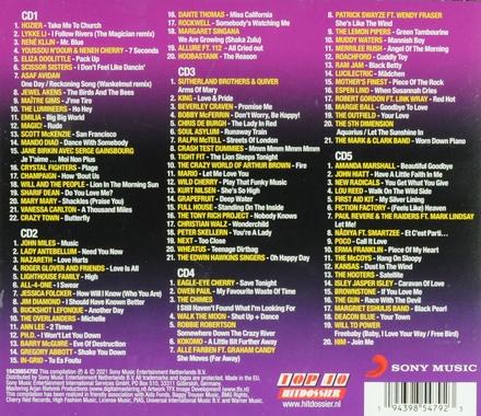 Top 40 hitdossier : One hit wonders