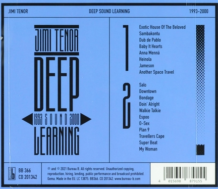 Deep sound learning 1993-2000