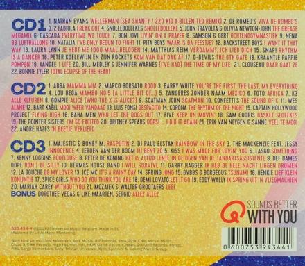 De foute cd 2021