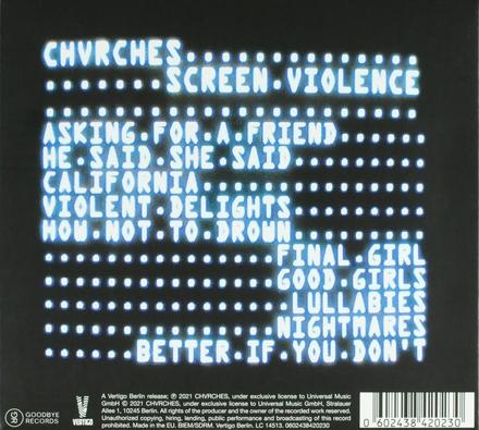Screen violence