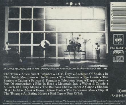 Urk - live 1988-1989