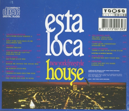 Esta loca - freestyle house