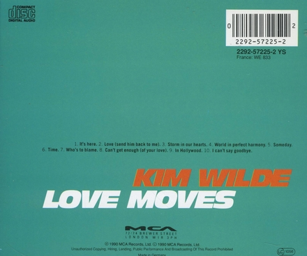 Love moves