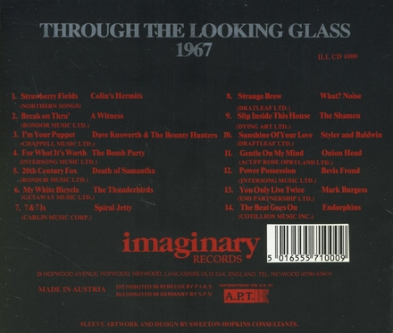 1967: Through The Looking Glass