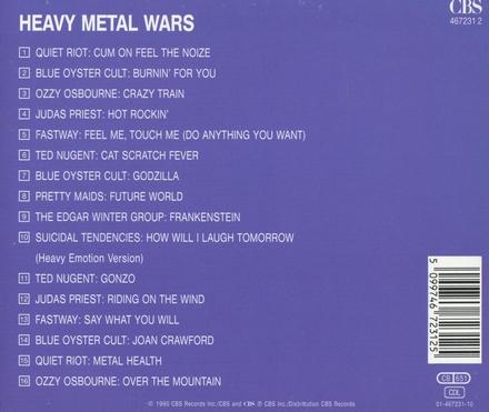 Heavy Metal Wars
