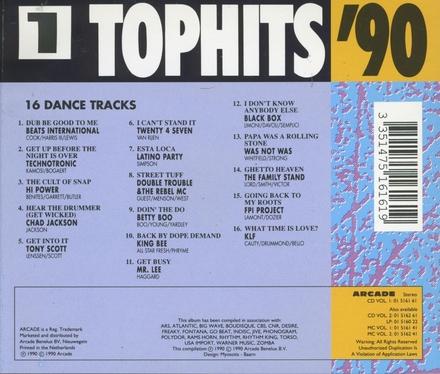Top Hits 1990. vol.1