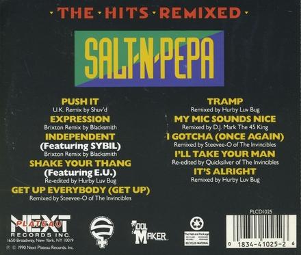 A blitz of salt-n-pepa hits