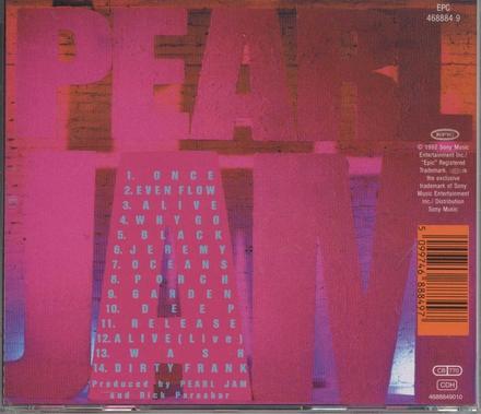 Ten : speciale Pinkpop versie