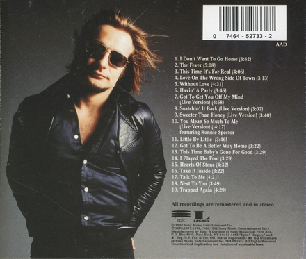 The best of Southside Johnny