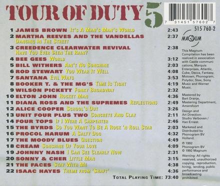 22 original hits. vol.5