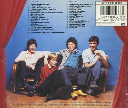 Sand in the vaseline : popular favorites 1976-1992