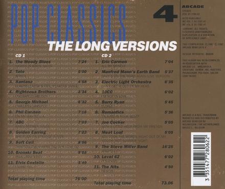 The long versions. vol.4 - tvcd