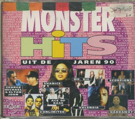 Monster hits uit de jaren 90