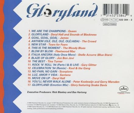 Gloryland World Cup USA '94