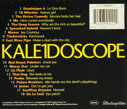 Kaleidoscope .