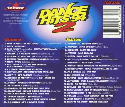 Dance Hits 94. vol.2