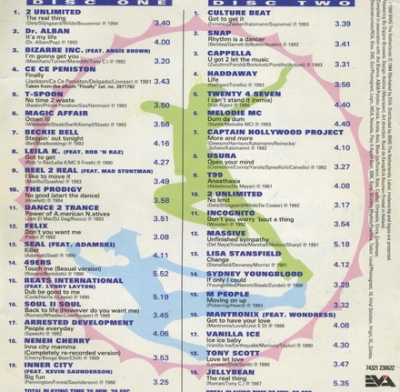 Best Dance Album In The World...ever!
