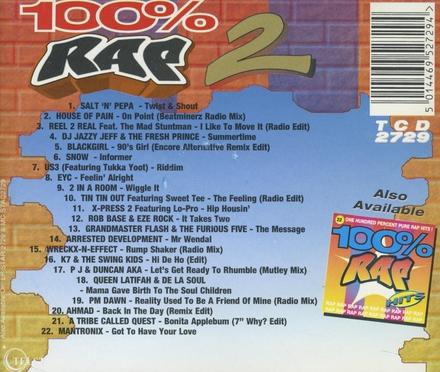 100% Rap. vol.2