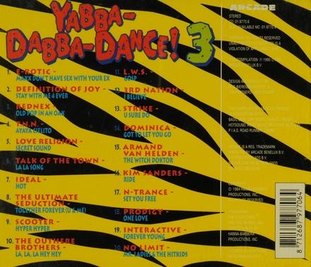 Yabba-dabba-dance!. vol.3