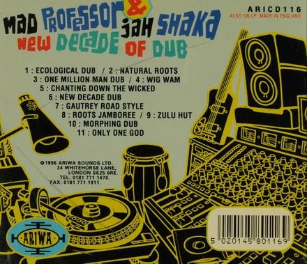 New decade of dub