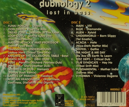 Dubnology. vol.2 : lost in bass