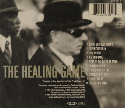 The healing game