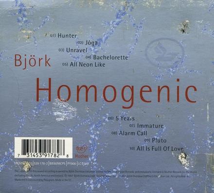 Homogenic