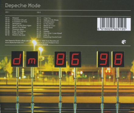 The singles 1986-1998