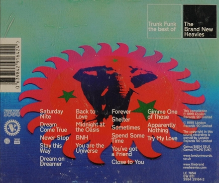 Trunk funk : the best of The Brand New Heavies