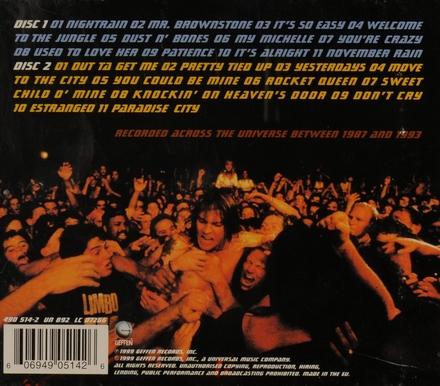 Live era 1987-1993