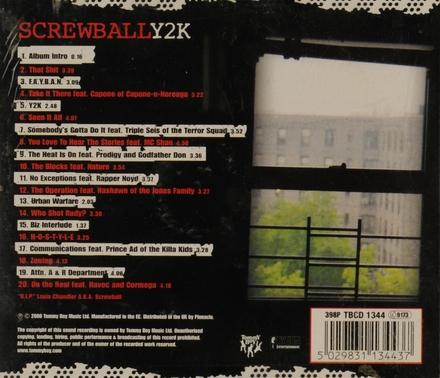 Y2k : the album