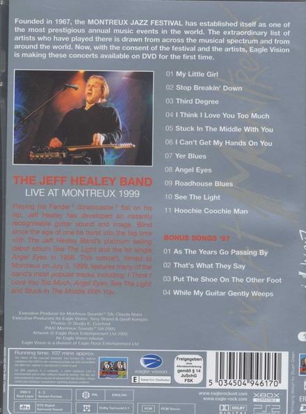 Live at Montreux - 1999