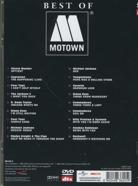 Best of Motown