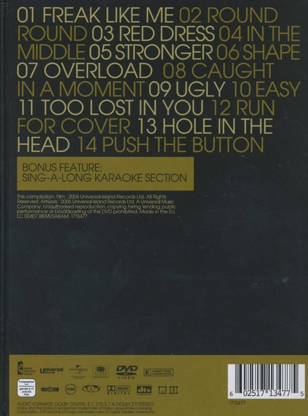 Overloaded : the singles collection